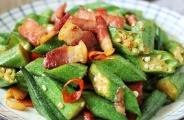 最好吃的秋葵做法,清脆爽口又下饭,简单快手,看一遍就能学会!