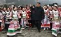 每年春节前夕,习近平总书记都有一项重要活动