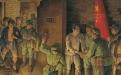 身戴镣铐的革命先烈如何与敌人斗争?美术经典告诉你