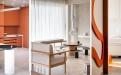 两户改一户325㎡四居室,构造艺术大平层