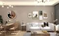 北欧+日式+简约,80m²老房改造,90后职场宝妈的禅意混搭小三居